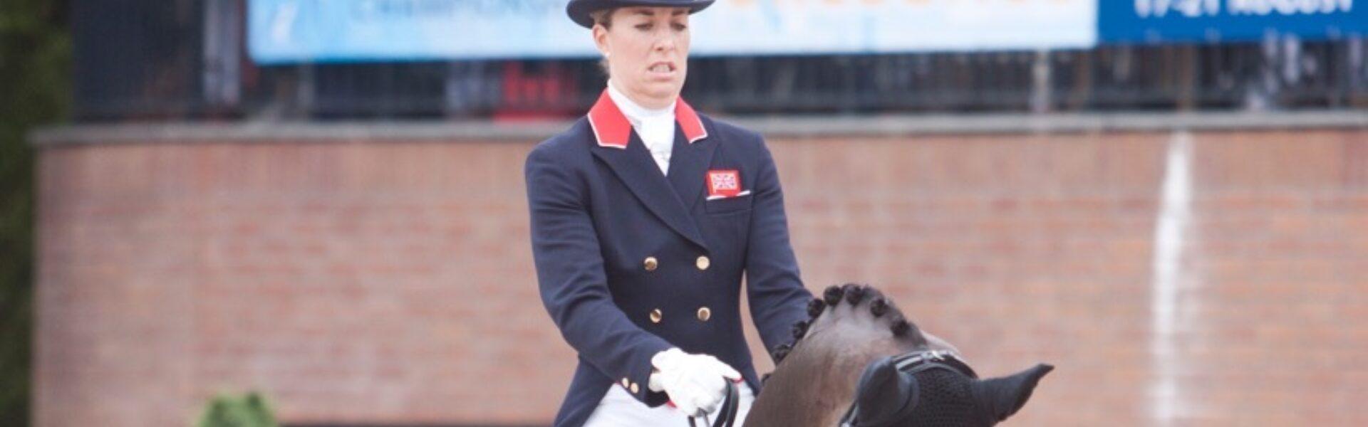 Charlotte Dujardin Valegro 1