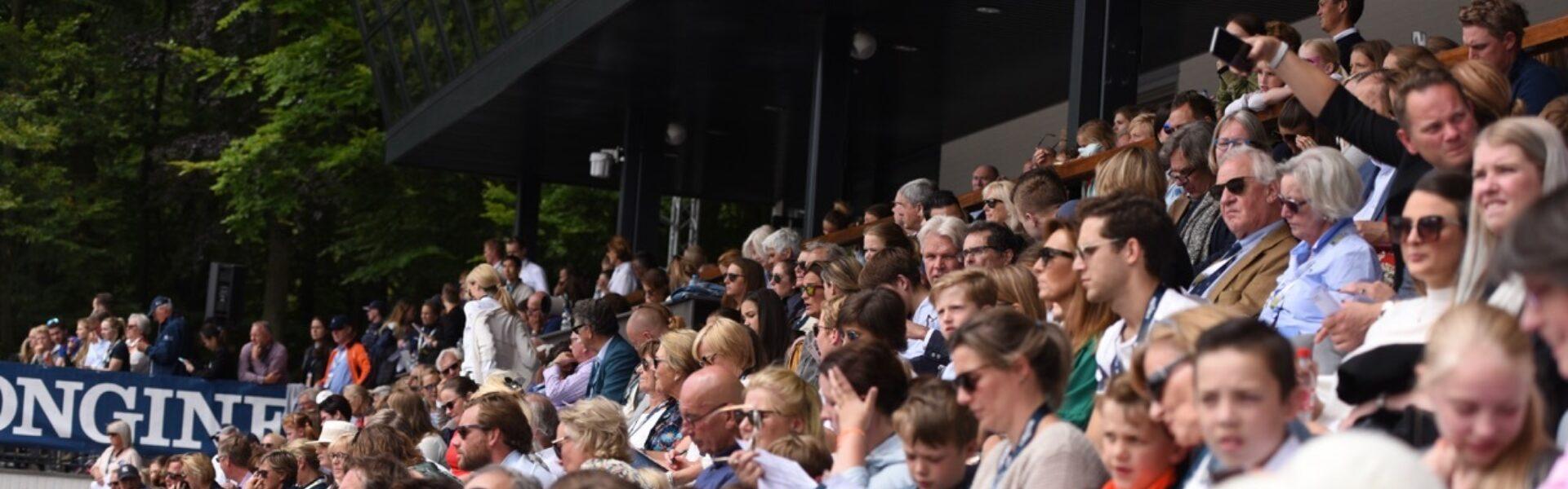 Longines-FEI-European-Championships-Rotterdam-2019-Volle-tribunes-en-pers-aan-het-werk-5