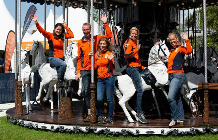 DV Team Nederland para 08081