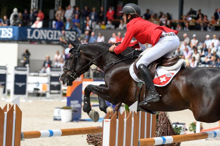 FEI European Championships 2019 Rotterdam Wist u datjes