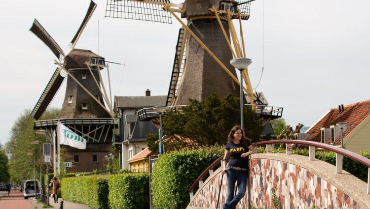Sanne Voets portret molen DV 07409